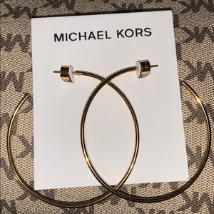 Michael Kors Hoops